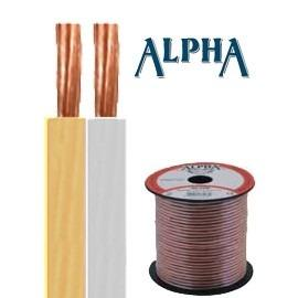 Cable para AV 2x2,5mm 10MT