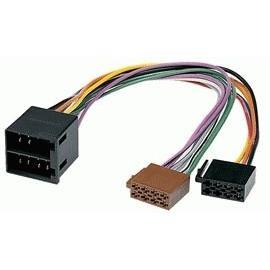 Cable ISO para alimentación altavoces prolongacion ISO a ISO