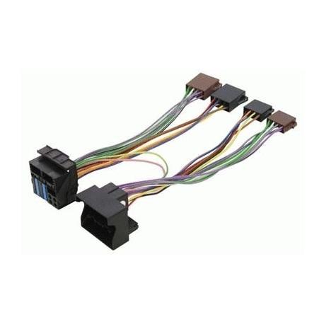Cable ISO para altavoces y manos libres BMW desde 2004