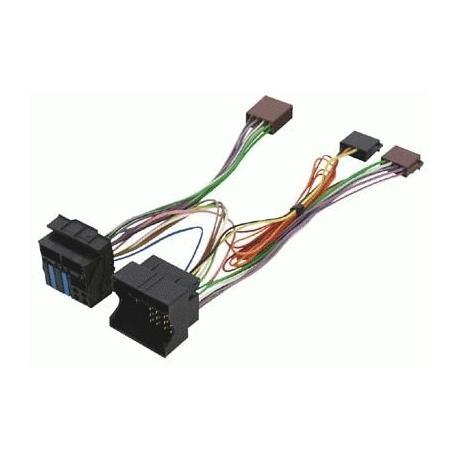 Cable ISO para altavoces y manos libres OPEL desde 2004