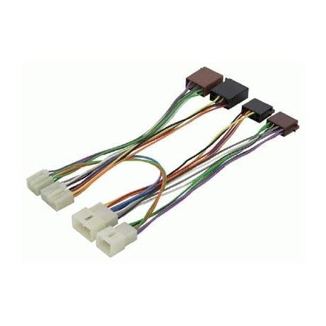 Cable ISO para altavoces y manos libres TOYOTA