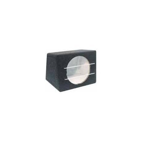 "Caja acustica cerrada Negra 250mm 10"""