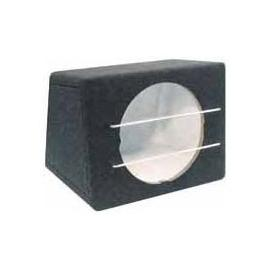 "Caja acustica cerrada Negra 300mm 12"""