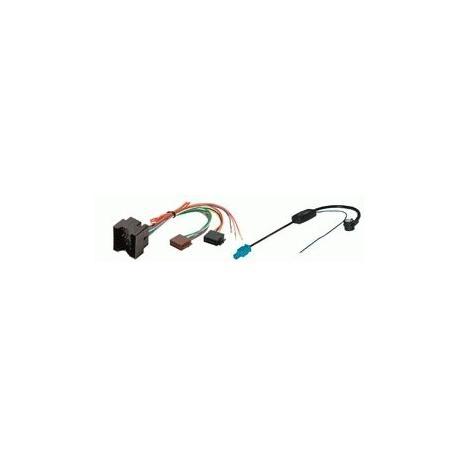 Kit de Cables FAKRA ISO Universal y alimentación Aantena FAKRA ISO