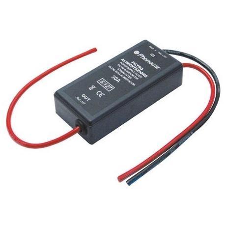 Filtro para cable de alimentación de 5 Amperios