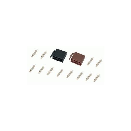 Conector macho 16 Polos ISO (50pz)