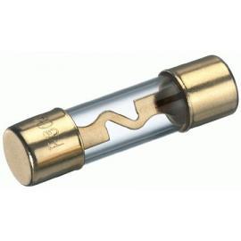 Fusible de vidrio de 10x38mm 40 Amperios (4pz)