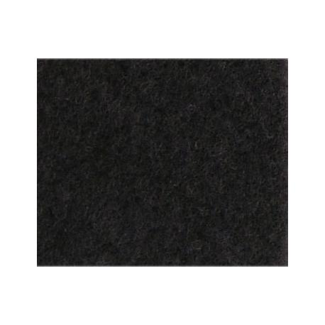 Moqueta Negra Lisa INDUSTRIAL 140x500cm