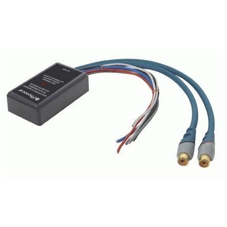 Adaptador de señal de amplificador HIGH-DINAM. +12V