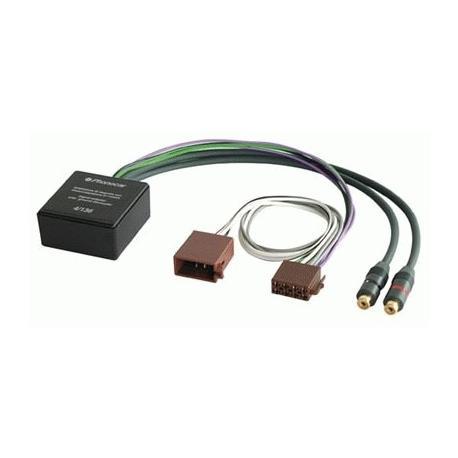 Adaptador de señal con desacople a masa