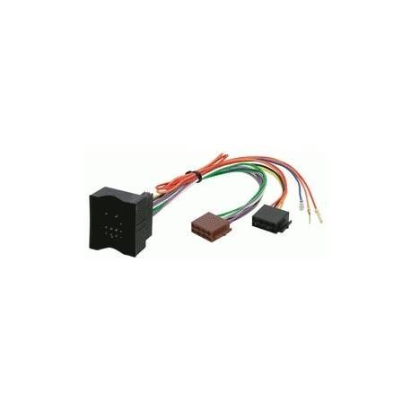 Cable adaptador conexión autoradios FAKRA Universal ISO