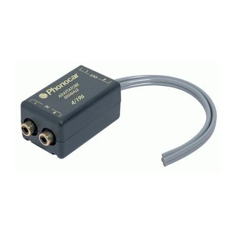 Adaptador de señal amplificador