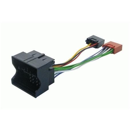 Cable adaptador conexión autoradios RENAULT ISO