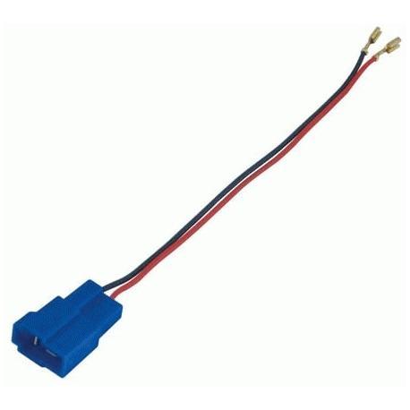 Cable adaptador conexión autoradios HYUNDAI-KIA