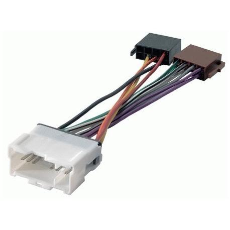 Cable adaptador conexión autoradios HYUNDAI ATOS ISO