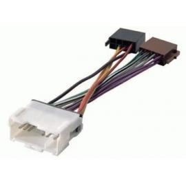 Cable adaptador conexión autoradios MITSUBISHI ISO