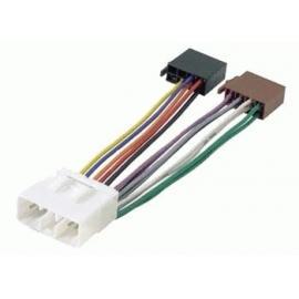 Cable adaptador conexión autoradios BALENO ISO