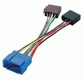 Cable adaptador conexión autoradios HONDA CIVIC ISO