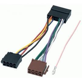 Cable adaptador conexión autoradios SEPH.CLAR.ISO