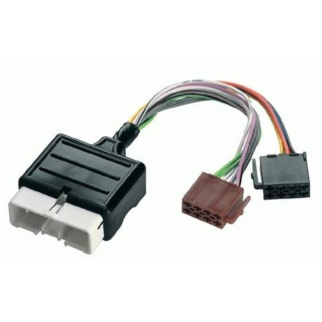 Cable adaptador conexión autoradios MAZDA ISO