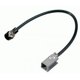 Cable adaptador antena ISO FIAT