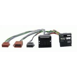 Cable adaptador conexión autoradios AUDI A4 A5 Q5 MMI