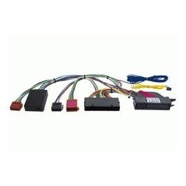 Cable adaptador conexión autoradios AUDI A4 A5 SOUND