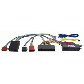 Cable adaptador conexión autoradios AUDI A6 Q7 BOSE