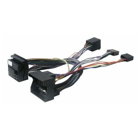 Cable adaptador conexión autoradios BMW