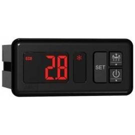 Termostato controlador de panel AKO14123 230Vac