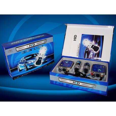 Kit de Xenon 35W 6000K SLIM Extraplano(Elige tus lámparas)