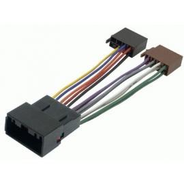 Cable adaptador conexión autoradios JAGUAR X TYPE