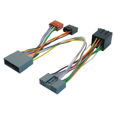 Cable adaptador conexión autoradios HONDA CIVIC