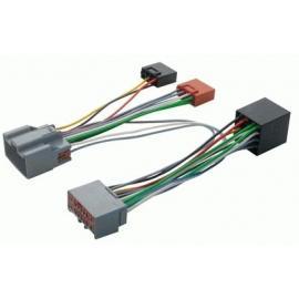 Cable adaptador conexión autoradios FORD FIESTA