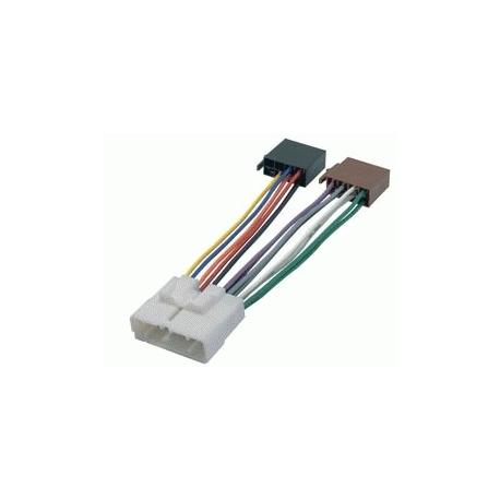 Cable adaptador conexión autoradios TOYOTA LAND-CRUISSER