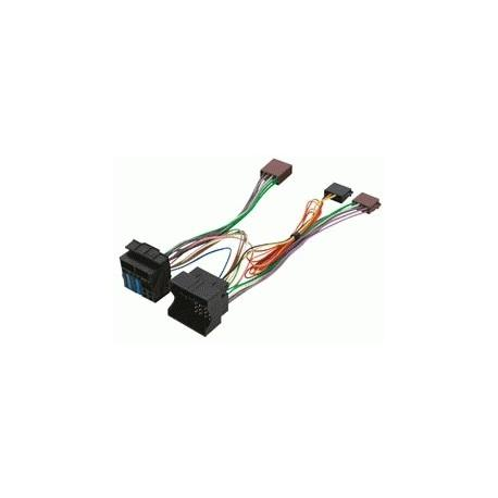 Cable adaptador conexión autoradios PEUGEOT 407