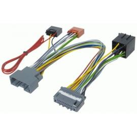 Cable adaptador conexión autoradios Manos Libres CRYSLER JEEP