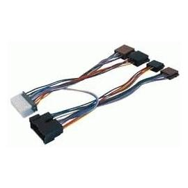 Cable adaptador conexión autoradios HYUNDAI KIA