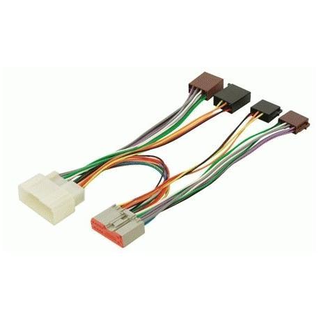 Cable adaptador conexión autoradios FORD MONDEO