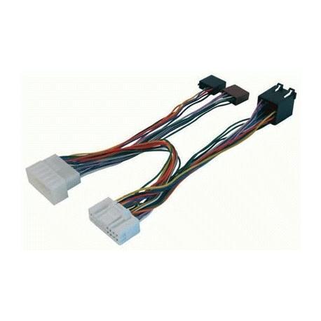 Cable adaptador conexión autoradios DAEWOO SSANGYONG