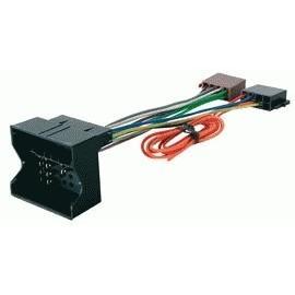 Cable adaptador conexión autoradios MERCEDES ISO