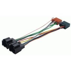 Cable adaptador conexión autoradios CHEVROLET