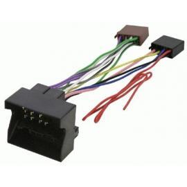Cable adaptador conexión autoradios PEUGEOT 407 CITROEN C5