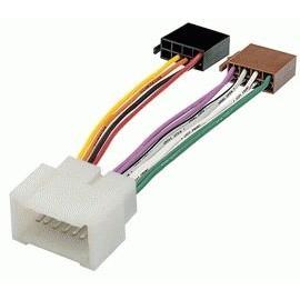 Cable adaptador conexión autoradios NISSAN ALMERA TINO