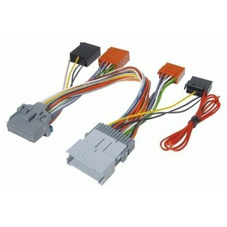 Cable adaptador conexión autoradios Manos Libres HUMMER H3