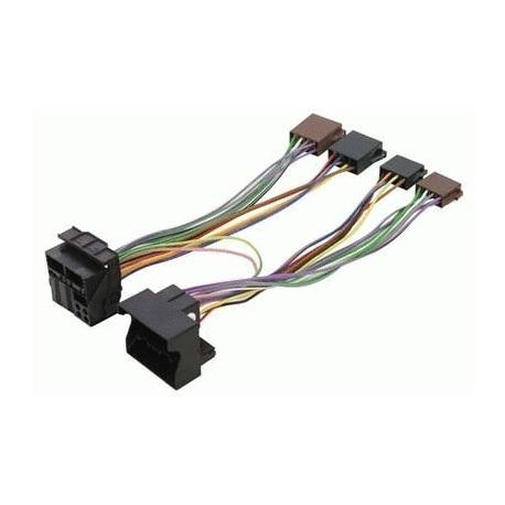 Cable adaptador conexión autoradios C-MAX