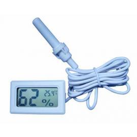 Termohigrómetro Digital de panel con sonda