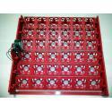 Bandeja para volteo automático de huevos en incubadora casera 36 huevos o 144 huevos