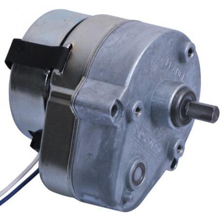 """Motor de volteo """"Crouzet"""" pesado 220 Voltio 1/2 RPH"""